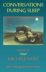 cover of Wolf's Conversations During Sleep